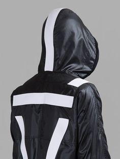 Adidas Originals Three Stripe Bonded Fashion Lace Bomber