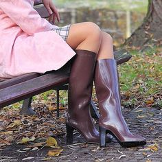 Patrick Cox high fashion wellies | Freya's world of high heel rubber boots | Flickr Wellies