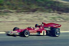 Emerson Fittipaldi - Lotus 72