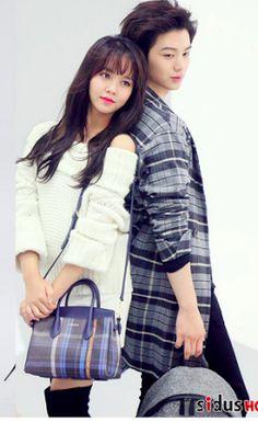 Sung Jae & So Hyun
