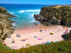 Praia do Banho / Praia Pequena - Porto Covo - Portugal