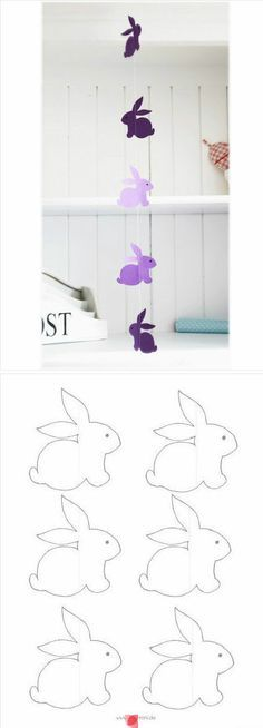 patron lapin, this must come in handy for easter