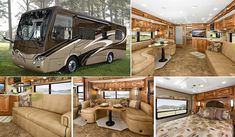 Luxury Motorhome: Allegro Breeze                                   My Dream!