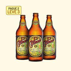 Cerveja Colorado Cauim 600 ml - Promoção Pague 2, Leve 3