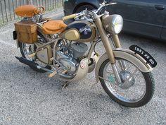Peugeot TC 125cc 1951