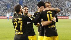 Mainz beendet Pokaltrauma: BVB und Frankfurt feiern Schützenfeste - n-tv.de