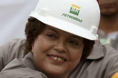 """HELLBLOG: PETROBRAS: Dilma fala em apurar tudo """"doa em quem ..."""