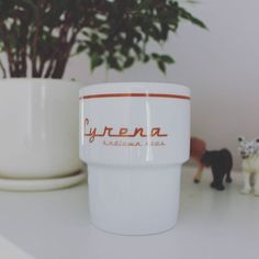 My Syrena mug #spodlady #PRL #vintage #syrena #syrenka #mug #kitchen #house #home #decoration #decor