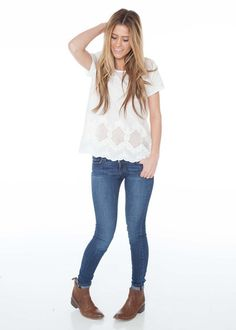 The Dainty Blouse