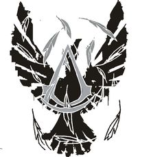 Assassin's Creed w/Infamous second son bird