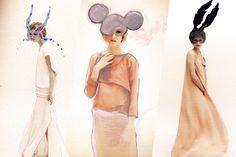 Gabrielle Greis Fashion - Ruvido Raffinato - Fotogallery