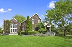 Park like setting on 1.52 acres sits this stunning traditional . Featuring 6 bedrooms, 3.5 baths, CAC , Town Water and Gas , 2 fireplaces and heated pool. Plenty of room for expansion. Short walk to everything Bridgehampton has to offer.