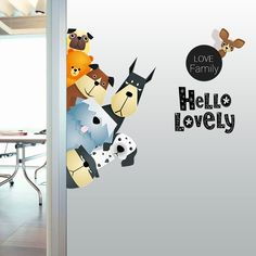1pc Cute Panda Card Holder Computer Display Screen Sticker Post Memo 3d Wall Stickers Multifunctional Message Board Office & School Supplies