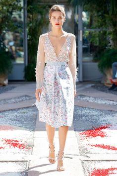 Luisa Beccaria Spring/Summer 2018 Ready To Wear   British Vogue