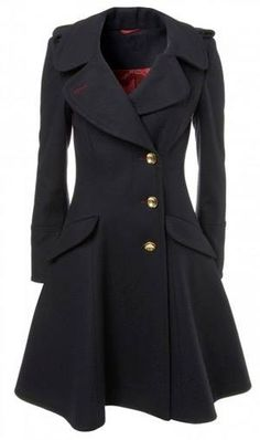 Sherlock women's jacket.