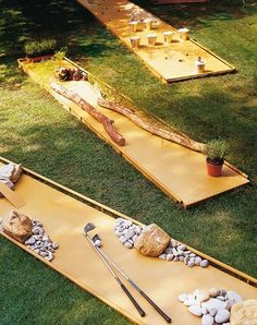 On the Green: 7 Amazing Lawn Games for Your Summer Barbecue | At Home - Yahoo! Shine