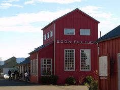 A #needapp Favorite: Boon Fly Cafe Carneros Inn: Don't miss the donuts!