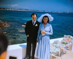 Prince Aly Khan and Rita Hayworth