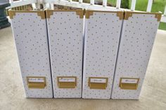 All Things Pink and Pretty: DIY: Ikea File Revamp