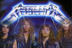 Ride the Lightning is the second studio album by American thrash metal band Metallica. Description from breakonthru.com. I searched for this on bing.com/images