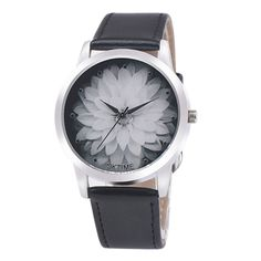 Fashion Ladies Watches 2016 Flower Leather Watches Women Fashion Watch 2016 Casual Montre femme Saat relogio feminino Feida