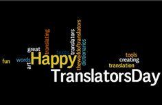 Happy International Translation Day!