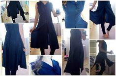 Tauriel Cosplay - Dress Mock-Up