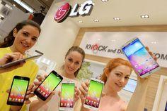 EXCLUSIVA: LG ya tiene lista la llegada a México de su G Flex, L Series III y G2 Mini