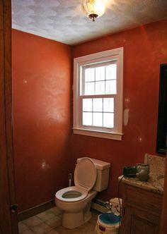 A Bathroom BEFORE