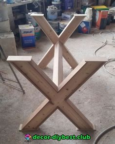 Metal Furniture, Furniture Projects, Table Furniture, Wood Projects, Furniture Design, Wood Table Legs, Dining Table Legs, Wooden Tables, Farmhouse Table Plans