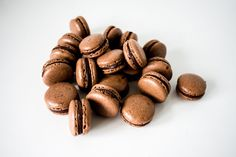 Learn how to master the art of making perfect French chocolate macarons every time by following this easy step-by-step recipe.