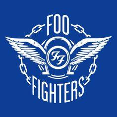 Foo Fighters Store Horseshoe T-Shirt