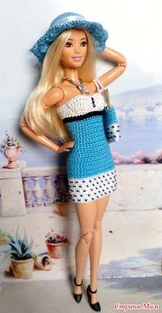 Одежда для любимых Барби. - Гардероб для куклы - Страна Мам