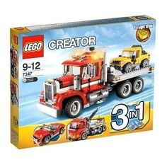 Creator Camioneta con Remolque