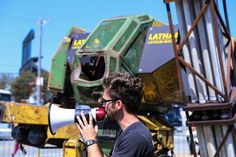 MegaBots debuts a trailer for its new web series outlines its giant fighting robot kit In shadow of AT&T Park two Bay Area-based engineers took to the stage at TechCrunch Disrupt to showcase their plans for a new kind of sports league. Dressed like a matching pair of flamboyant American flags Gui Cavalcanti and Matt Oehrlein debuted a trailer for an upcoming web series following MegaBots journey from pipe dream to a Formula 1-inspired robotic fighting league.  With high production values the…