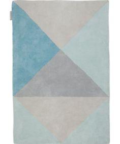 tapis bleu garçon noukie's decobb chambre déco décoration accessoire enfant