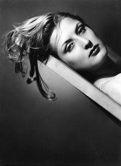 Rossana Martini, Miss Italia 1946 - Photo by Arturo Ghergo
