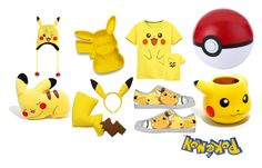 """""""Gotta catch'em all"""" by racheldenisnefeke on Polyvore featuring Nintendo and WithChic"""