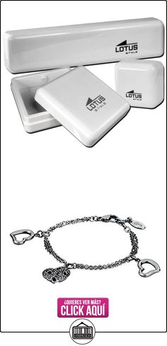 Lotus Style pulsera para mujer Rainbow Collection plateado de acero inoxidable moderno joyas jls1743–2-1  ✿ Joyas para mujer - Las mejores ofertas ✿ ▬► Ver oferta: https://comprar.io/goto/B01BDLASP6