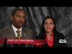 José Luis & Maria Martínez - Gold International Diamonds - YouTube