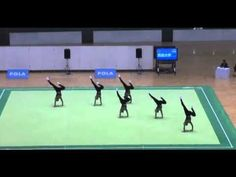 The Worlds Most Amazing Synchronized Dancers - I know this isn't ballet but this took my breath away - its sort of magical and definitely worth 3 minutes of your life