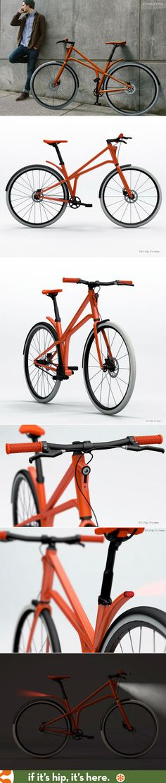 The New CYLO bike, launching soon. Details, prices and more at the link.