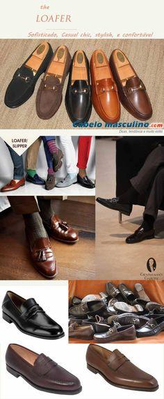 8843bbda9a Conheça de uma vez por todas os tipos de sapatos masculinos e aprenda como  usá-