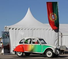 Mundial Citroen #2CV em #Portugal