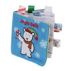 Baby/Toddler Gift - Taggies™ Jingle Bells Book