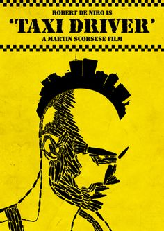 Taxi Driver  By AndrewG  #minimalistmovieposter #movieposter #poster #taxidriver