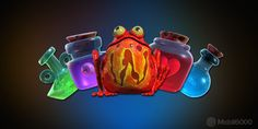 Frog Grog video slot - Mobil6000