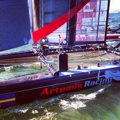 Artemis Racing #AmericasCup