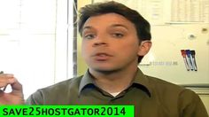 Hostgator Review 2014 - Check out this hostgator review he shows you how to get a discount when signing up for hostgator web hosting .  #Hostgator #Web #Hosting #Review #2014