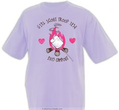 Create A T Shirt Fundraiser For Your Girl Scout Troop Using Spread